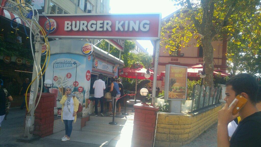 fast food — Burger King — Bakırköy, foto №%ccount%