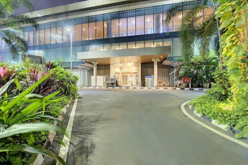 Niranta Airport Transit Hotel – International Wing