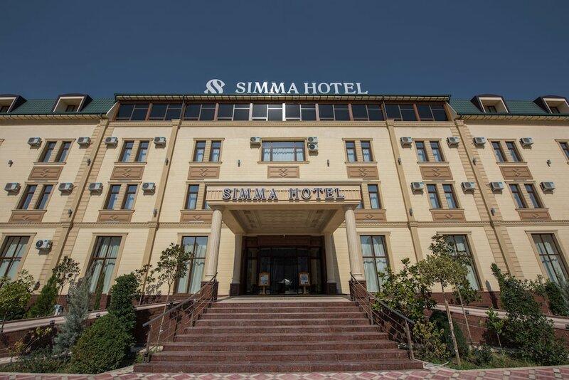 Гостиница Simma hotel SPA