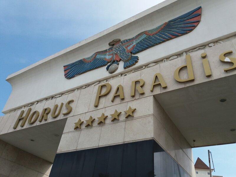 Horus Paradıse Luxury Resort