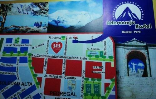 Artesonraju Hostel Huaraz