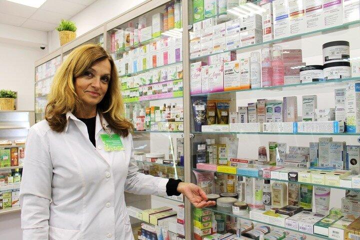 аптека — Зелёная аптека — Минск, фото №1