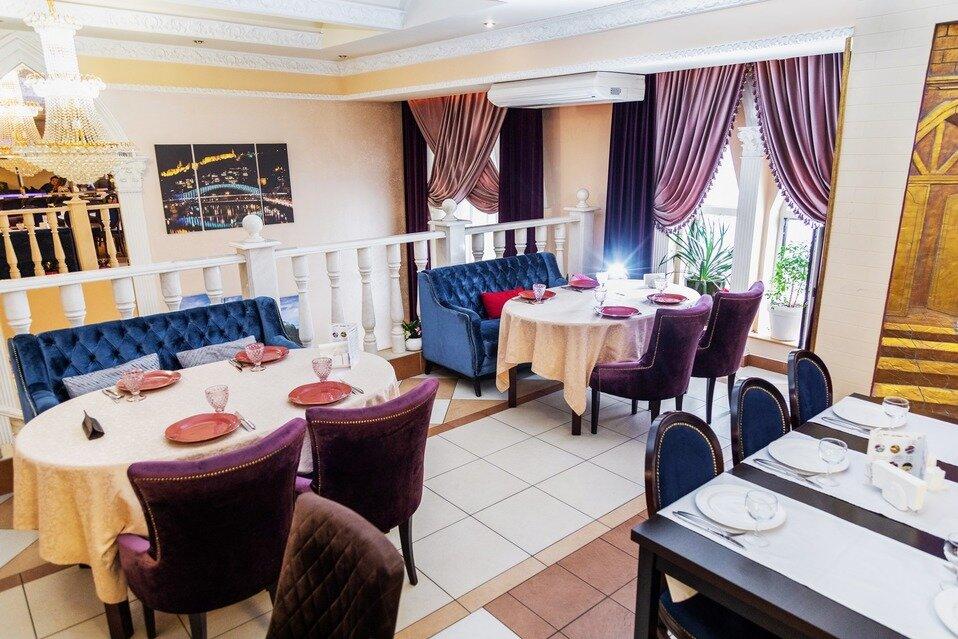 ресторан — Мти-Ели — Москва, фото №1