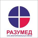 Логотип Разумед