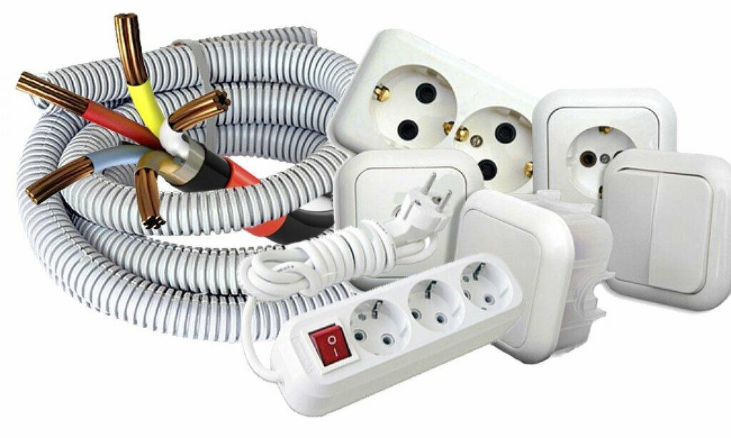 Электротехническая продукция картинка