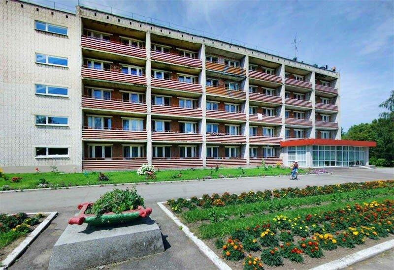 санаторий — Санаторий Егнышевка — Тульская область, фото №1