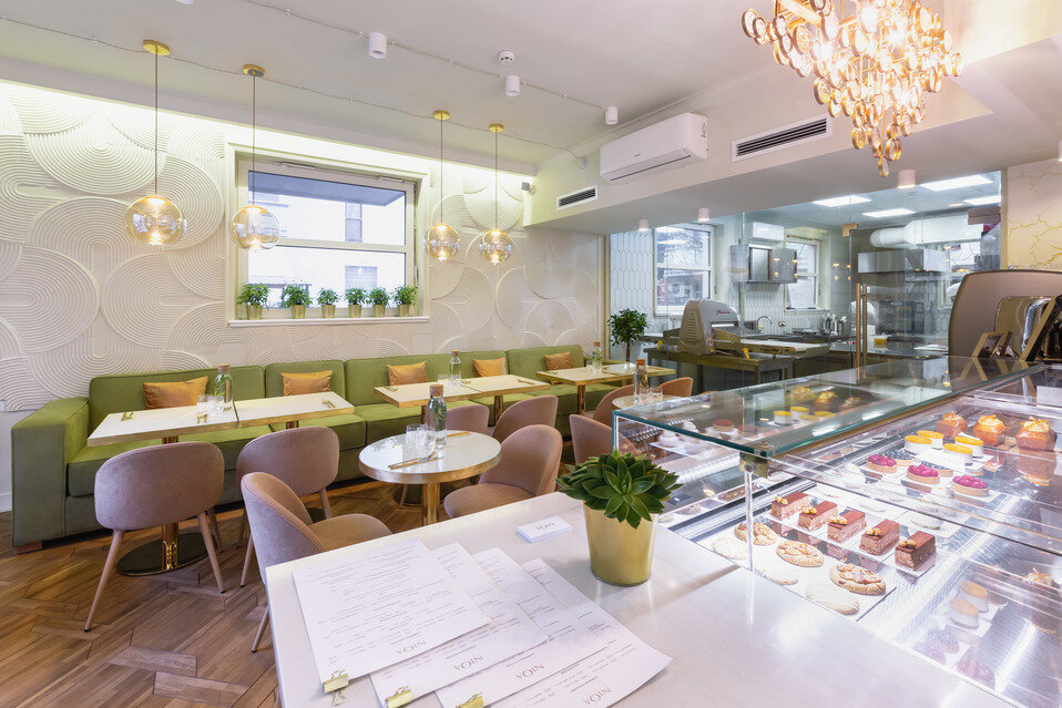 кондитерская — Niqa Patisserie & Cafe — Москва, фото №2