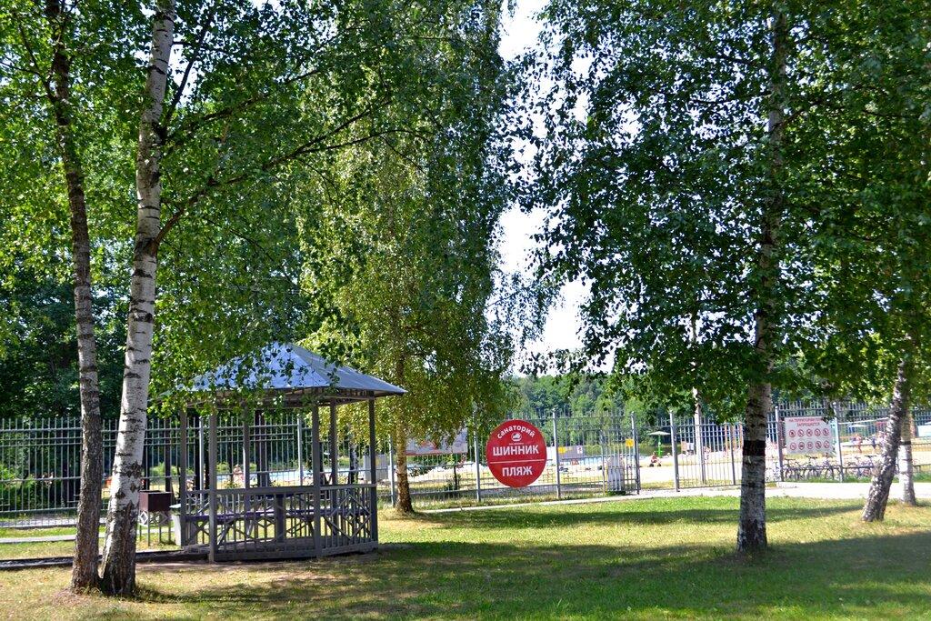 санаторий — Санаторий Шинник — Бобруйск, фото №2