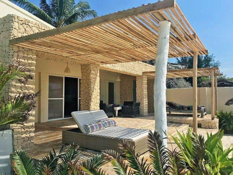 Oceanfront Villa Zanzibar
