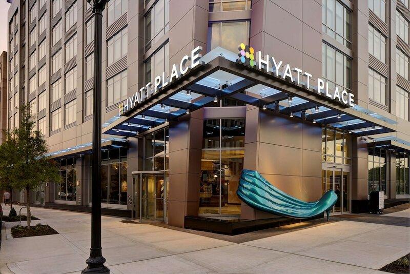 Hyatt Place Arlington/Courthouse Plaza