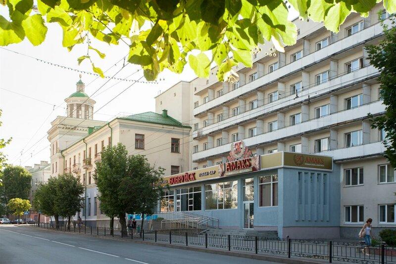 Амакс Премьер-отель Бобруйск
