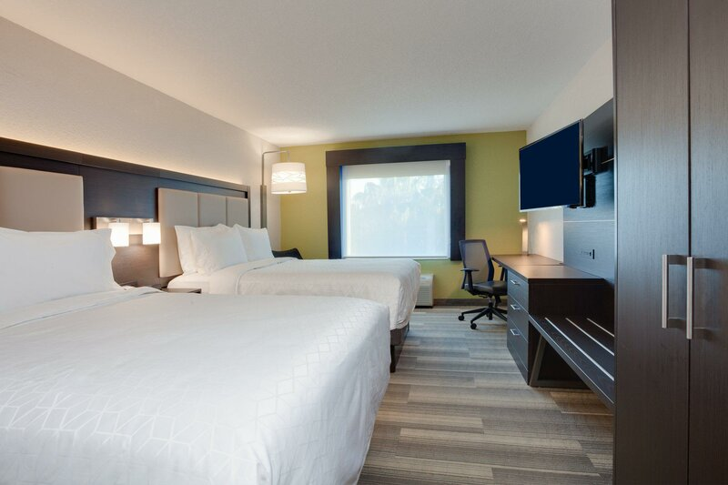 Holiday Inn Express Hotel & Suites Ft Lauderdale Airport/Cruise