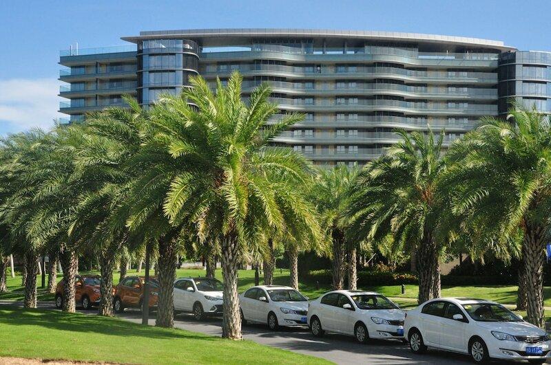 Hainan Greentown Blue Bay Resort,