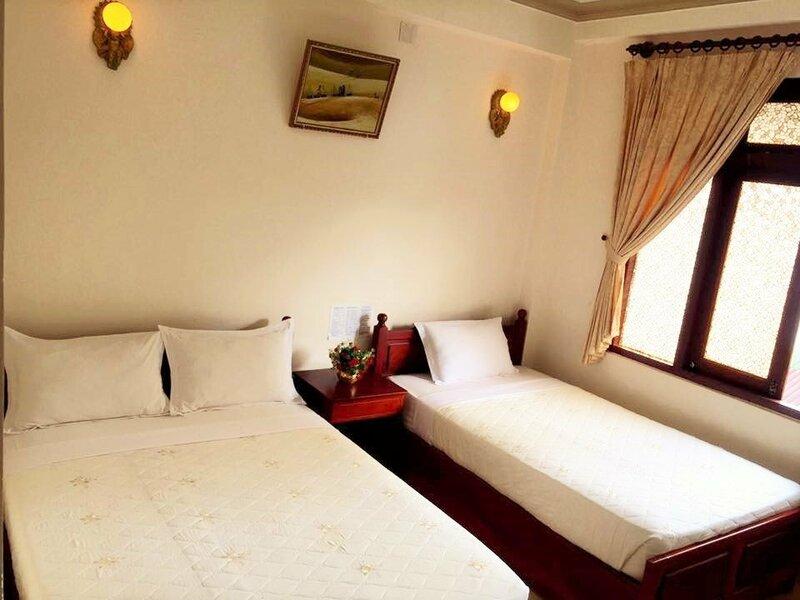 Мини-Отель Delight Hotel Mui Ne