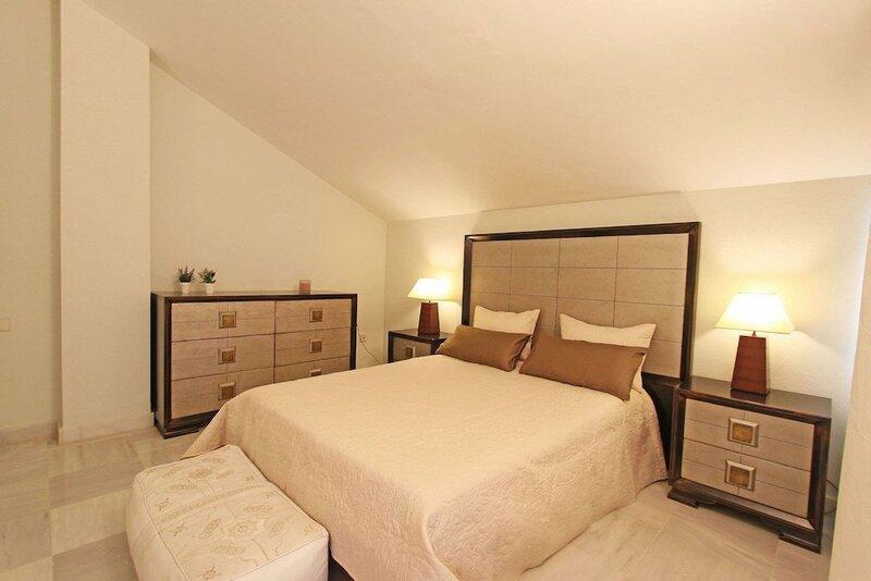 1115 Duplex Penthouse Golden Mile Marbella Sea View Large Pool