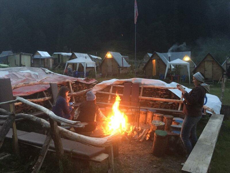 Летний лагерь Комбат