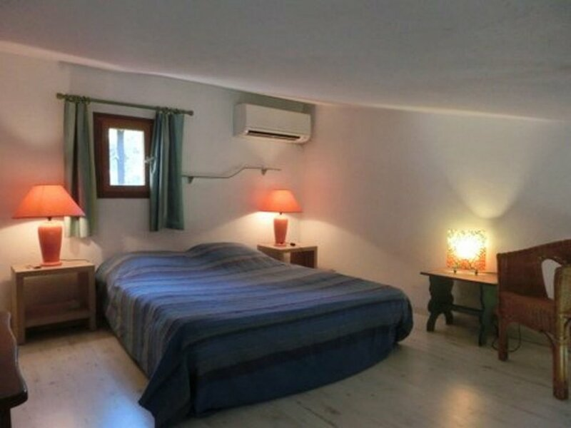 Studio in Théoule-sur-mer, With Wonderful sea View, Furnished Terrace and Wifi - 400 km From the Beach