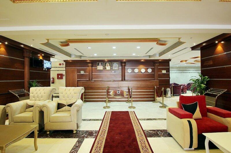 Al Refa Al Aziziyah Hotel