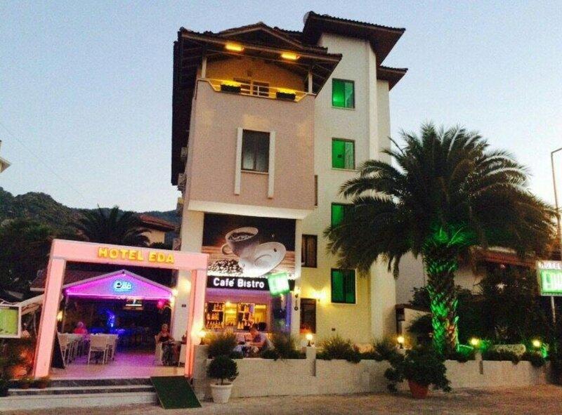 Eda Hotel Icmeler
