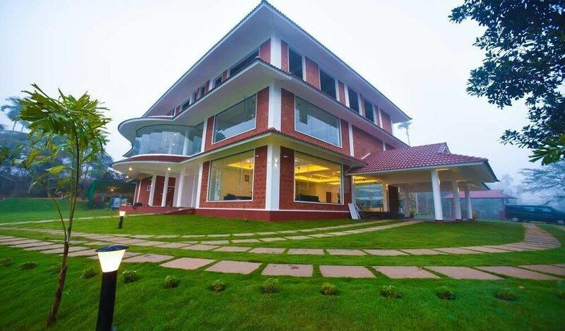 Курортный отель LakeRose Wayanad Resort