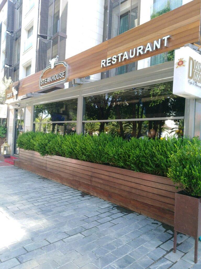 restoran — Dosso Dossi Cafe Brassezie — Fatih, photo 1