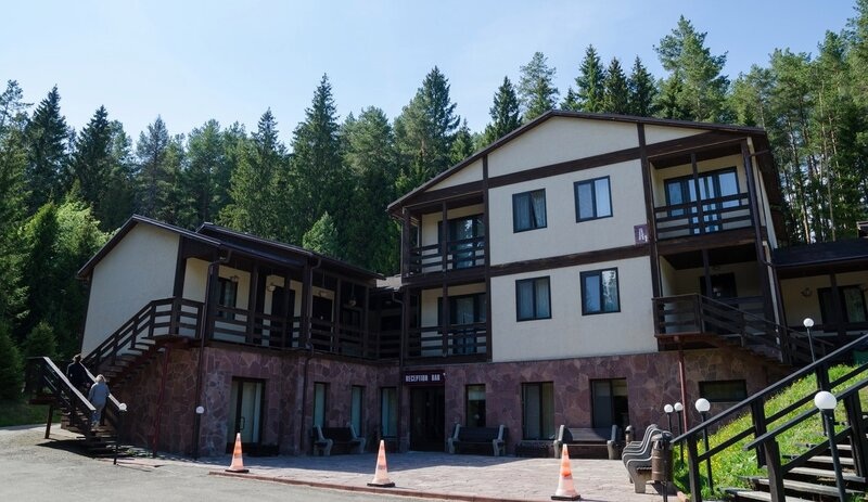 Гостиничный комплекс Нечкино