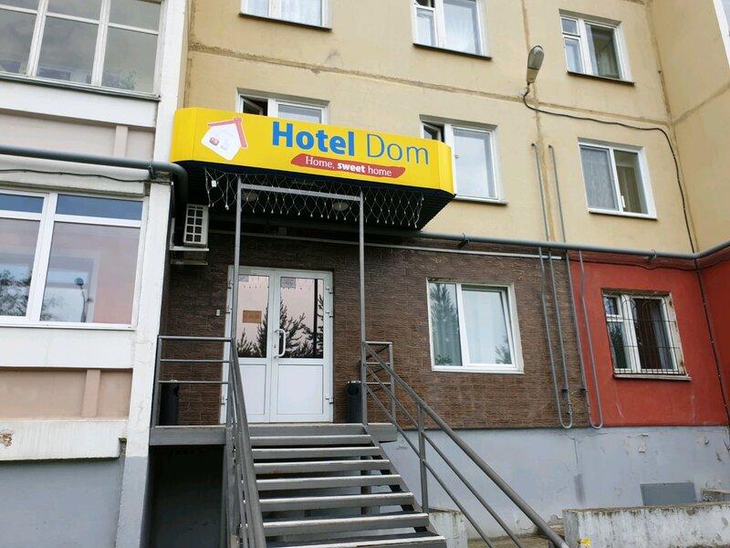 Hotel dom