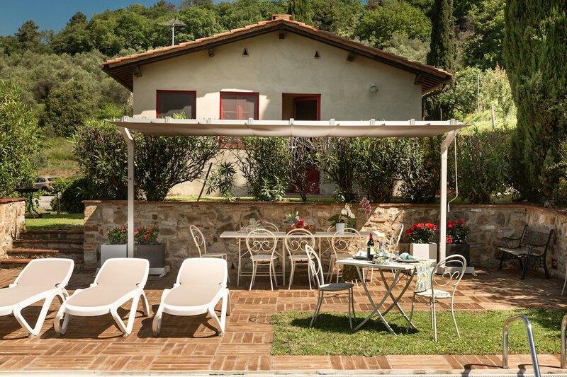 Villa Borbone Luxury with pool