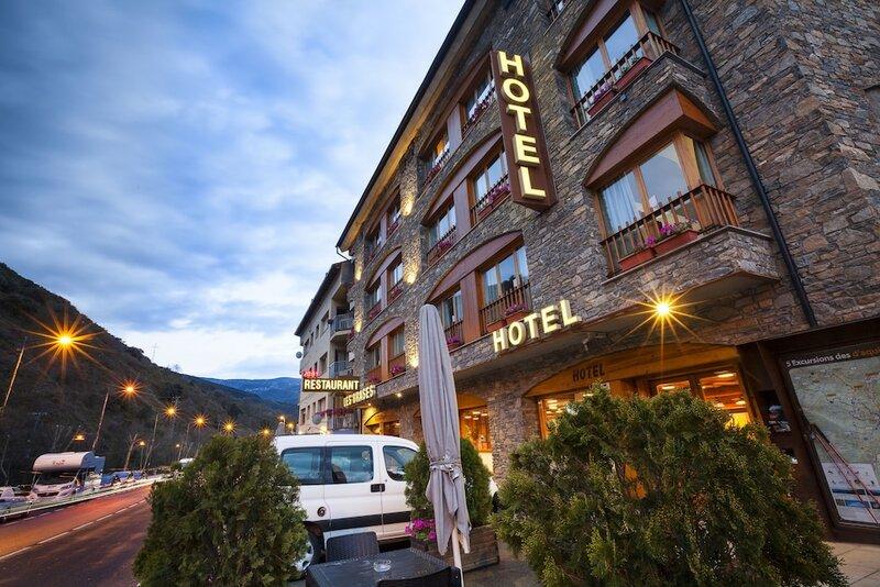 Hotel Restaurante Les Brases