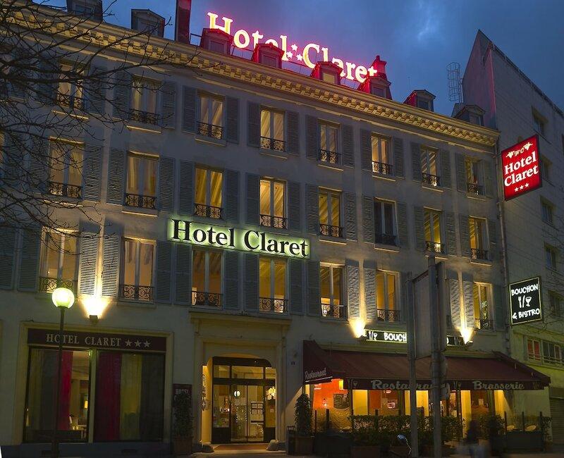 Hôtel Claret