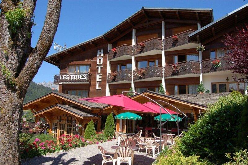 Hôtel Loisirs Les Côtes, Résidence et Chalets
