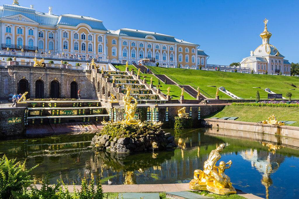 Санкт петербург фото достопримечательностей летом