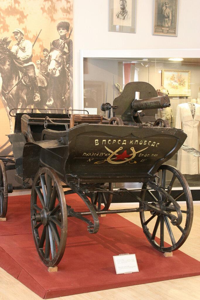 музей — Государственный центральный музей современной истории России — Москва, фото №9