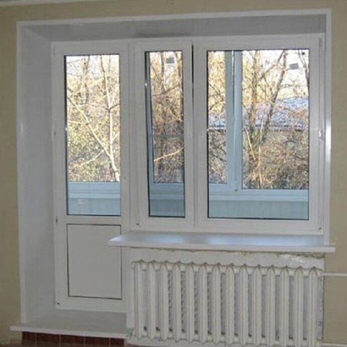 окна — Пластиковые окна — Звенигород, фото №2