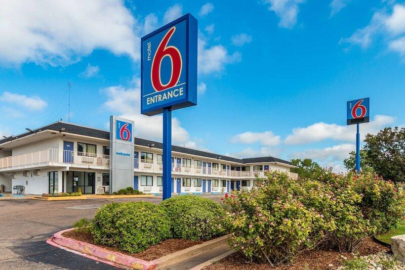 Motel 6 Bellmead, Tx - Waco