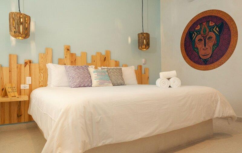 Mayan Monkey Hotel & Hostel Tulum