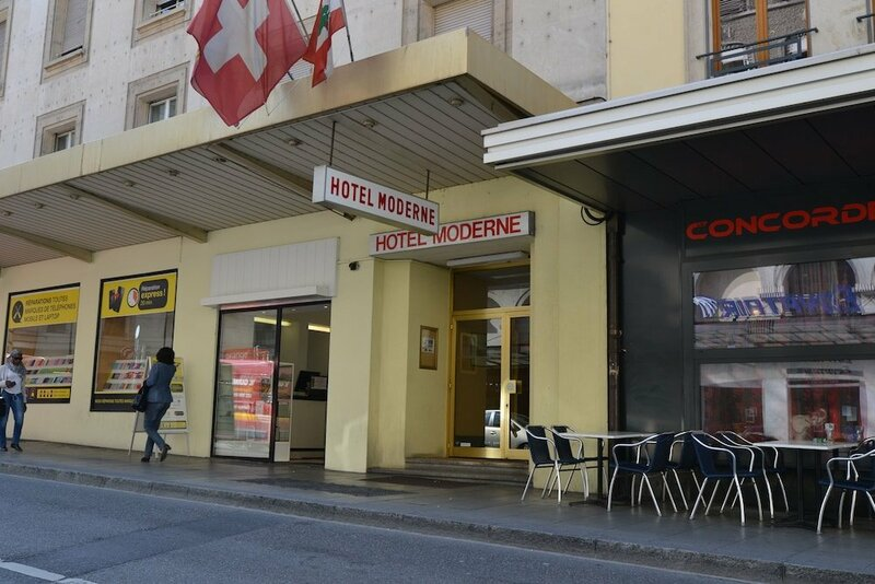 Hotel Moderne Genève