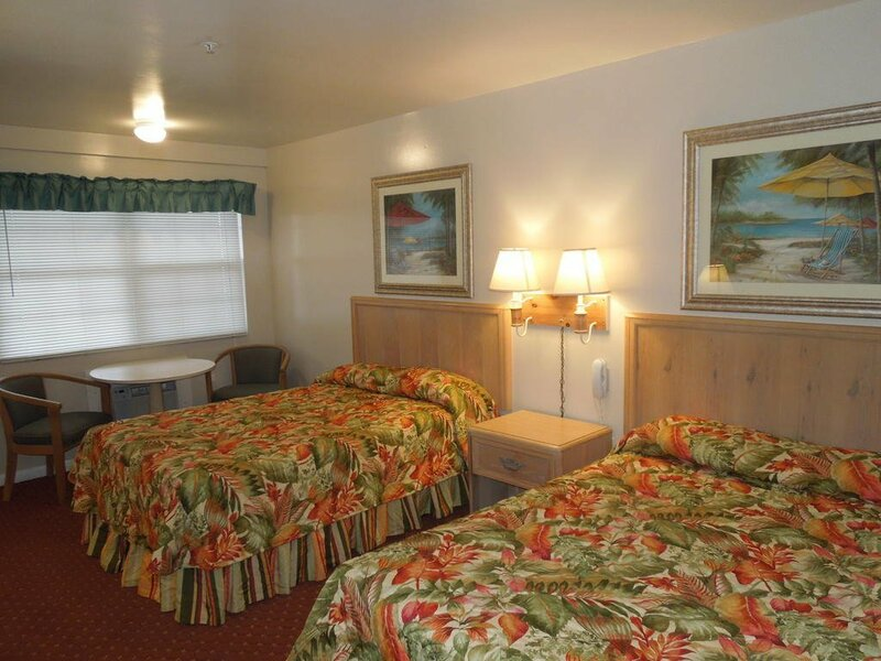 The Admiral Hotel/Motel