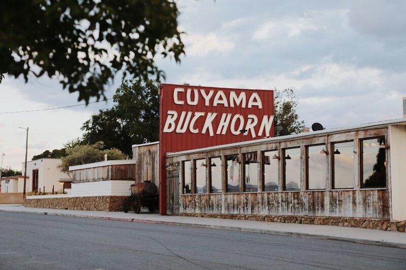 Cuyama Buckhorn