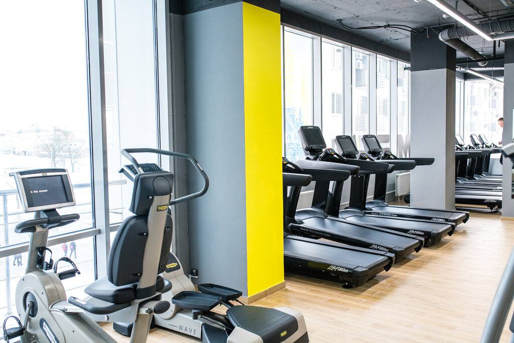 фитнес-клуб — Gym24 — Минск, фото №2