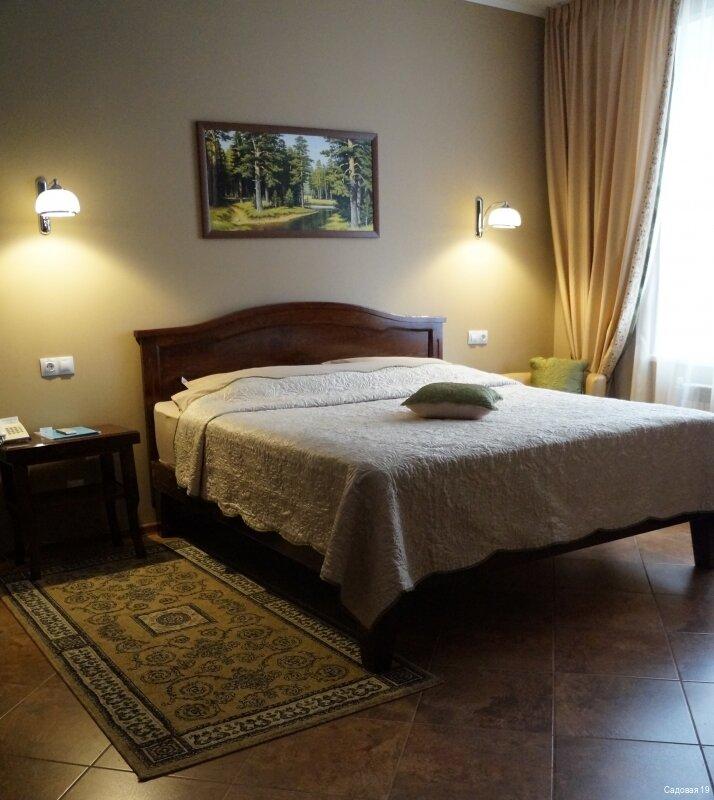 Отель Садовая 19