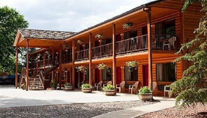 Austin's Chuckwagon Lodge