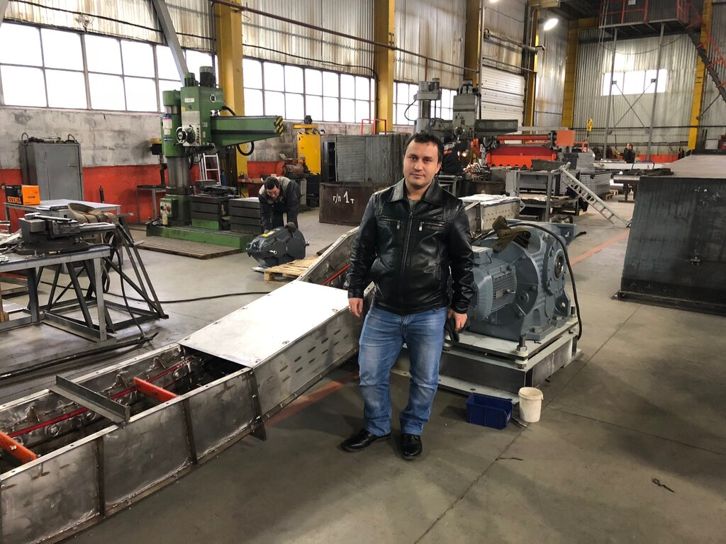 Завод конвейерного оборудования в кургане машинист конвейера видео