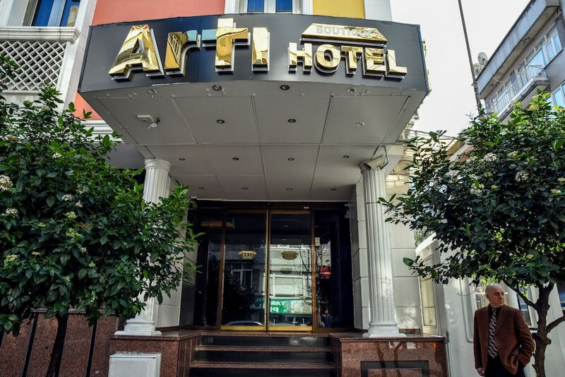 Arti Boutique Hotel
