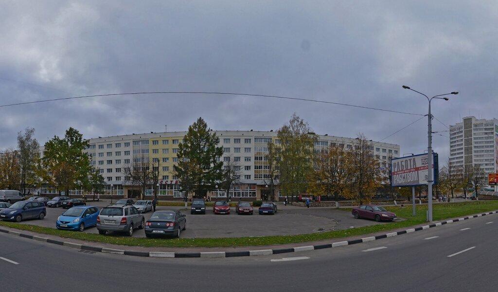 Панорама пиццерия — Domino's Pizza — Витебск, фото №1
