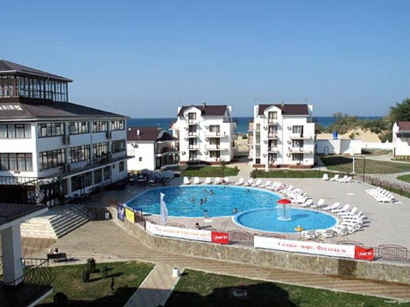 Платан Resort
