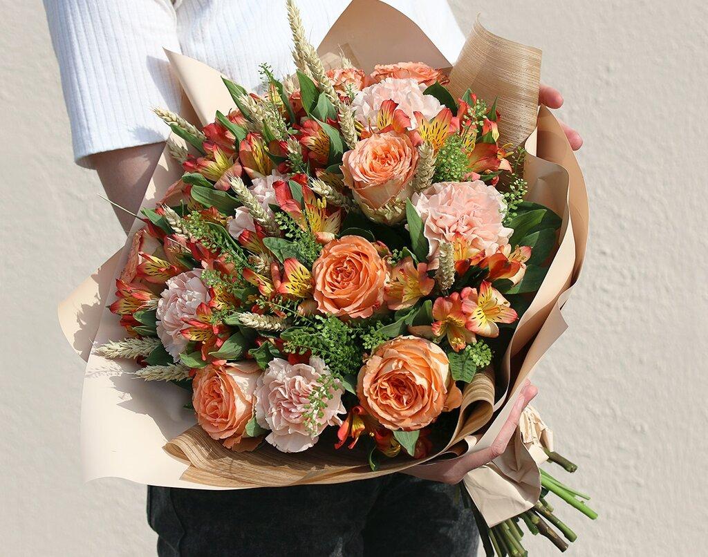 Занявшие цветы