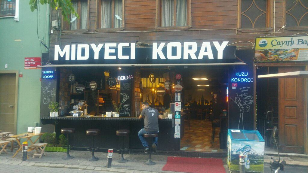 fast food — Midyeci Koray — Bakırköy, foto №%ccount%