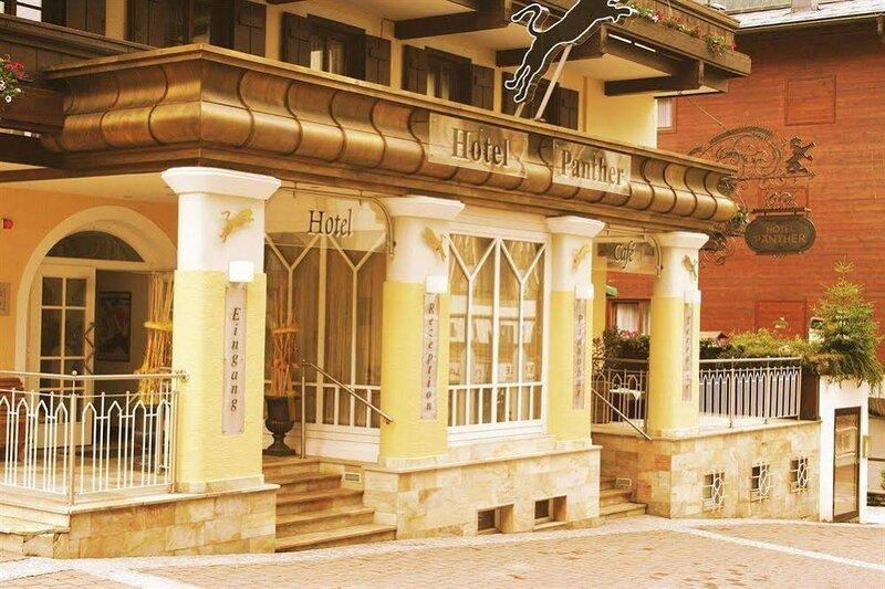 Отель Panther'a