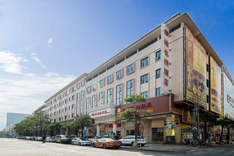 Vienna Hotel Zhongshan Guzhen Town Center